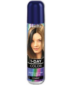 Venita 1-DAY COLOR spray 11 czarny