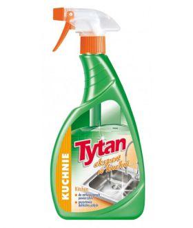 TYTAN Płyn do mycia kuchni ekspert w kuchni spray 500g x12 PM £2.09 (5101)