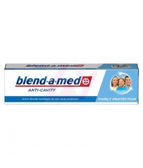 BLENDAMED anti CAVITY FAMILY 100ml x6