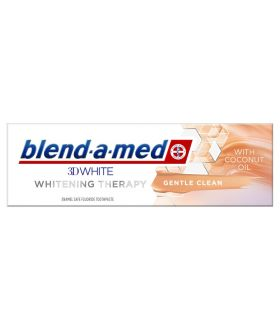 BLENDAMED 3D Pasta 75ml WHITE x 6 pcs