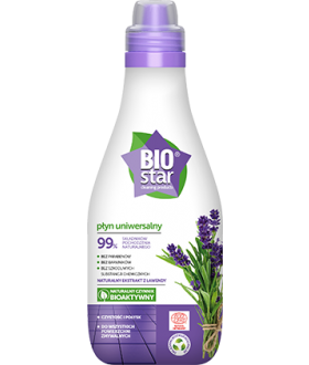 BIOstar cleaning products universal liquid 800ml x6 PM£2.79