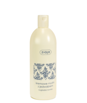 ZIAJA Creamy Silk Soap 500 ml