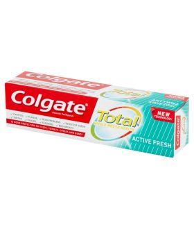 COLGATE 75ML PASTA TOTAL ACTIVE FRESH
