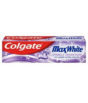 COLGATE 100ML PASTA MAX WHITE DIAMOND x12