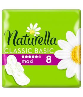 NATURELLA MAXI 8 BASIC x18