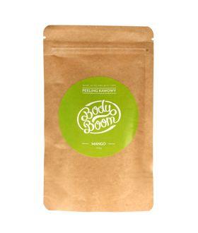 BIELENDA BB Coffee peeling - MANGO 30g sasz.