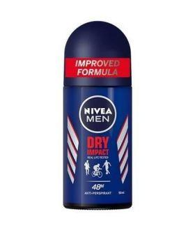 NIVEA MEN roll on 50ml DRY IMPACT
