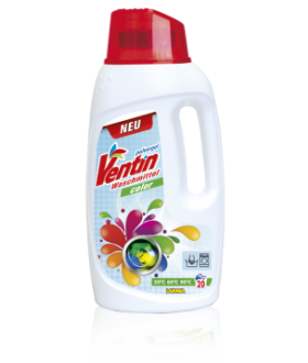 Ventin powder in gel for color fabrics 1,4 L