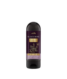 Joanna BOTANICALS Peeling do ciała Czarna róża 200g