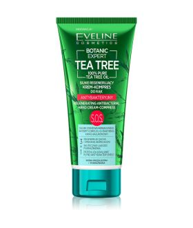 EVELINE BOTANIC EXP.TEA TREE Kr-kompres d/rąk