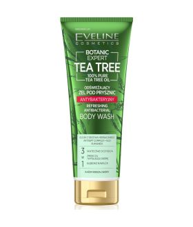 EVELINE BOTANIC EXP.TEA TREE Żel p/prysznic 250ml