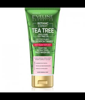 EVELINE BOTANIC EXP.TEA TREE Żel d/myc.twarzy