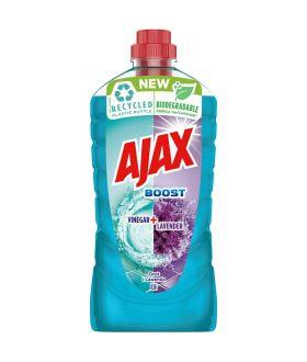 AJAX 1L OCET/LAVENDA PŁYN x12 PM £1.69 (0221)