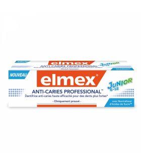 ELMEX Professional Anti-cavity Junior Toothpaste