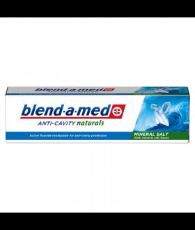BLENDAMED anti CAVITY MINERAL SALT x6