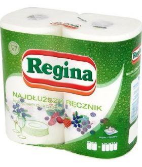 REGINA 2=4 NADRUK NAJDŁUŻ.RĘCZNIK /9/