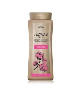 JOANNA JEDWAB szampon 400ml Smoothing