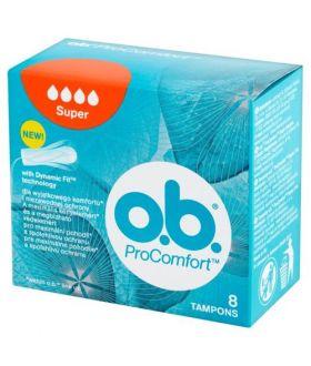 OB Tampony ProComfort SUPER 8szt x8