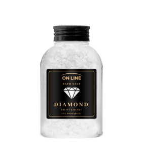ON-LINE SÓL 600g DIAMOND d/kąpieli