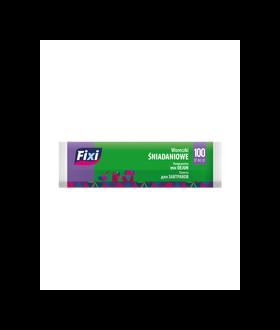 FIXI SANDWICH WRAPPING PAPER ROLL 100 PCS X 40 PM £0.79 (0227)