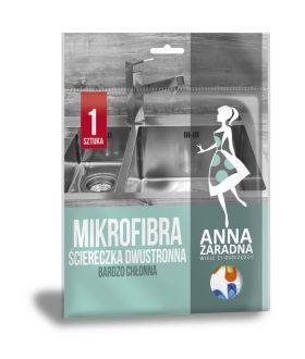 ANNA Mikrofibra ściereczka dwustronna X 15 PM £0.99