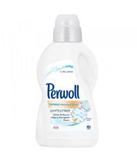 PERWOLL 1L PŁYN WHITE x12 PM £3.19 (3869)